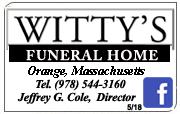 witty funeral home