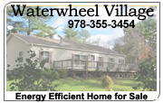 waterwheel home